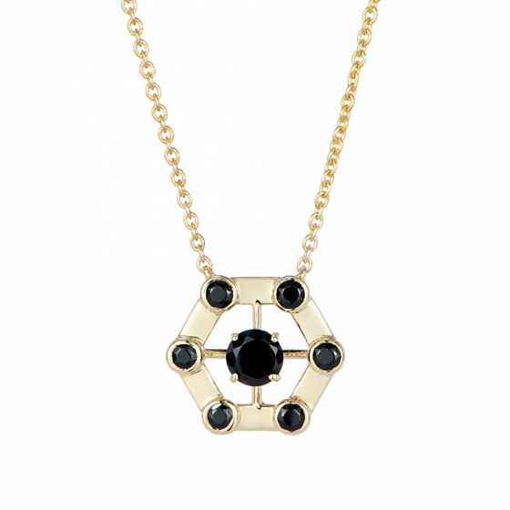ArtDeco_Hexagon_Necklace_Black_YG.jpg